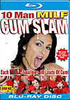 10 Man MILF Cum Slam - Blu-ray Disc