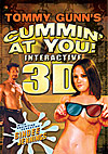 Cummin' At You Interactive 3D - True Stereoscopic 3D 2 Disc Set