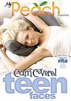 Cum Covered Teen Faces