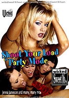 Shoot Your Load in Party Mode - 4 DVDs