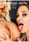 Busty Lesbians - 4 Disc Set - 16 Stunden