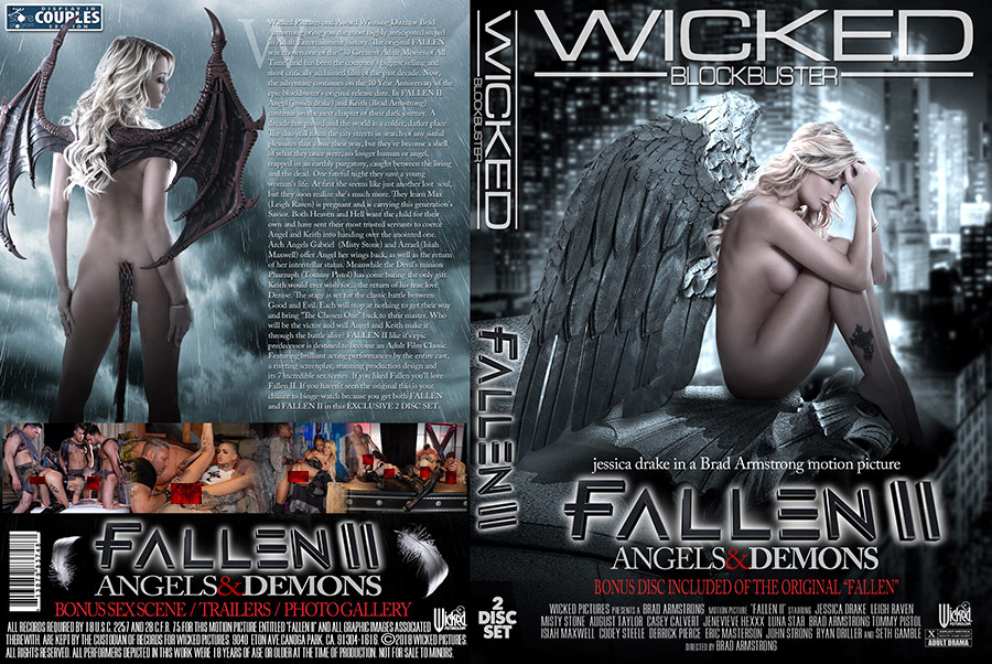 Fallen 2: Angels & Demons - 2 Disc Set