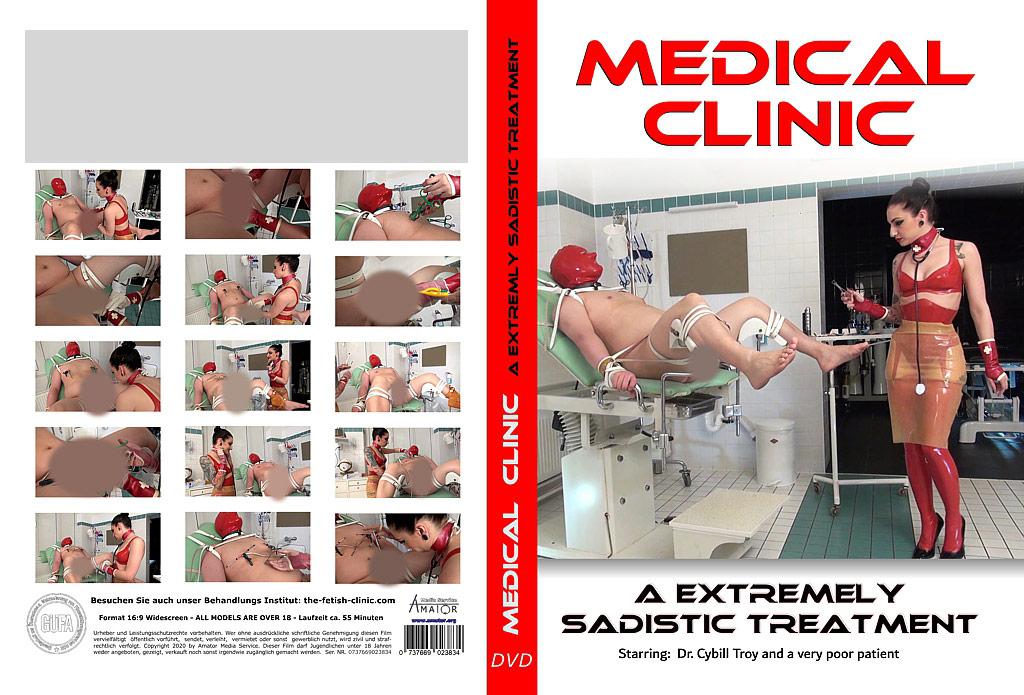 Medical Clinic: A Extremely Sadistic Treatment