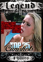 Top 25 Cumshots 6 - 4h