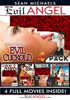 Sean Michael's Evil Cuckold 4-Pack - 4 Disc Set
