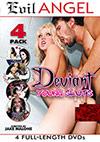 Deviant Young Sluts - 4 Disc Set