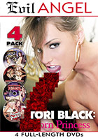 Tori Black: Porn Princess - 4 Disc Set