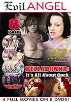 Belladonna: It\'s All About Cock - 8 Disc Set