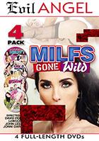 MILFs Gone Wild - 4 Disc Set