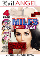 MILFs Gone Wild - 4 Disc Set