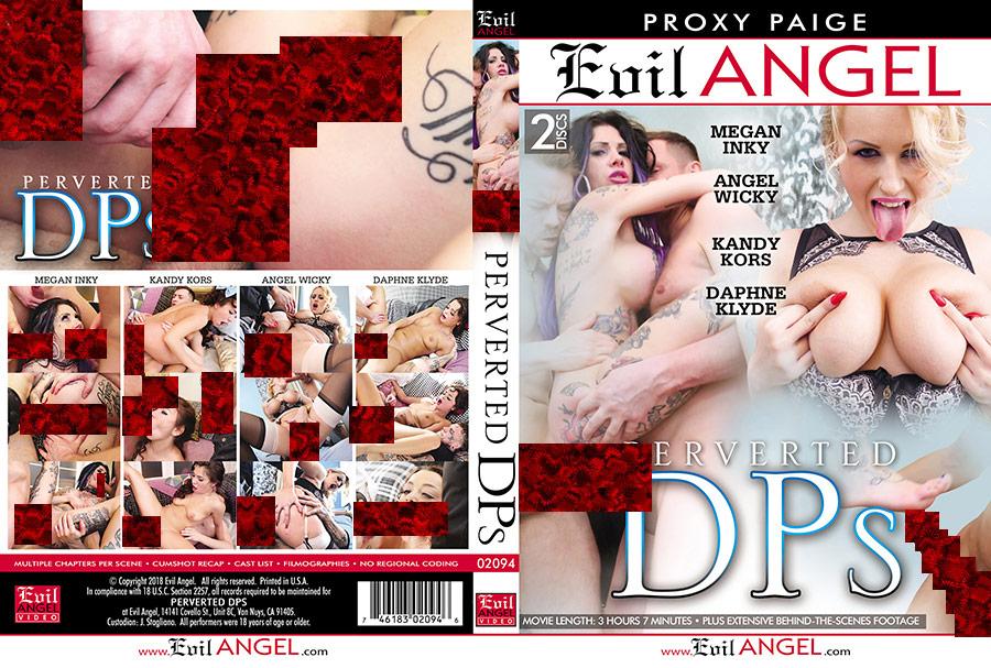 Perverted DPs - 2 Disc Set