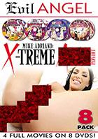 Mike Adriano: X-treme Anal Pervert - 8 Disc Set