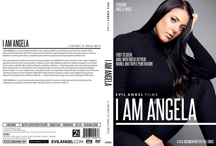 I Am Angela - 2 Disc Set
