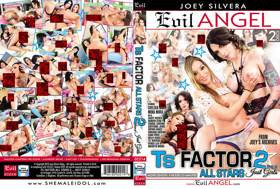 TS Factor All Stars 2...Just Girls - 2 Disc Set
