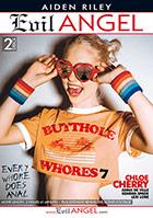Butthole Whores 7 - 2 Disc Set