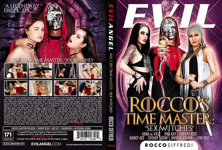 Rocco's Time Master: Sex Witches