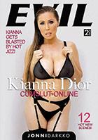 Kianna Dior Cumslut Online - 2 Disc Set