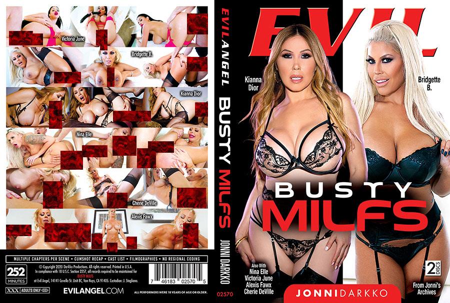 Busty MILFs - 2 Disc Set