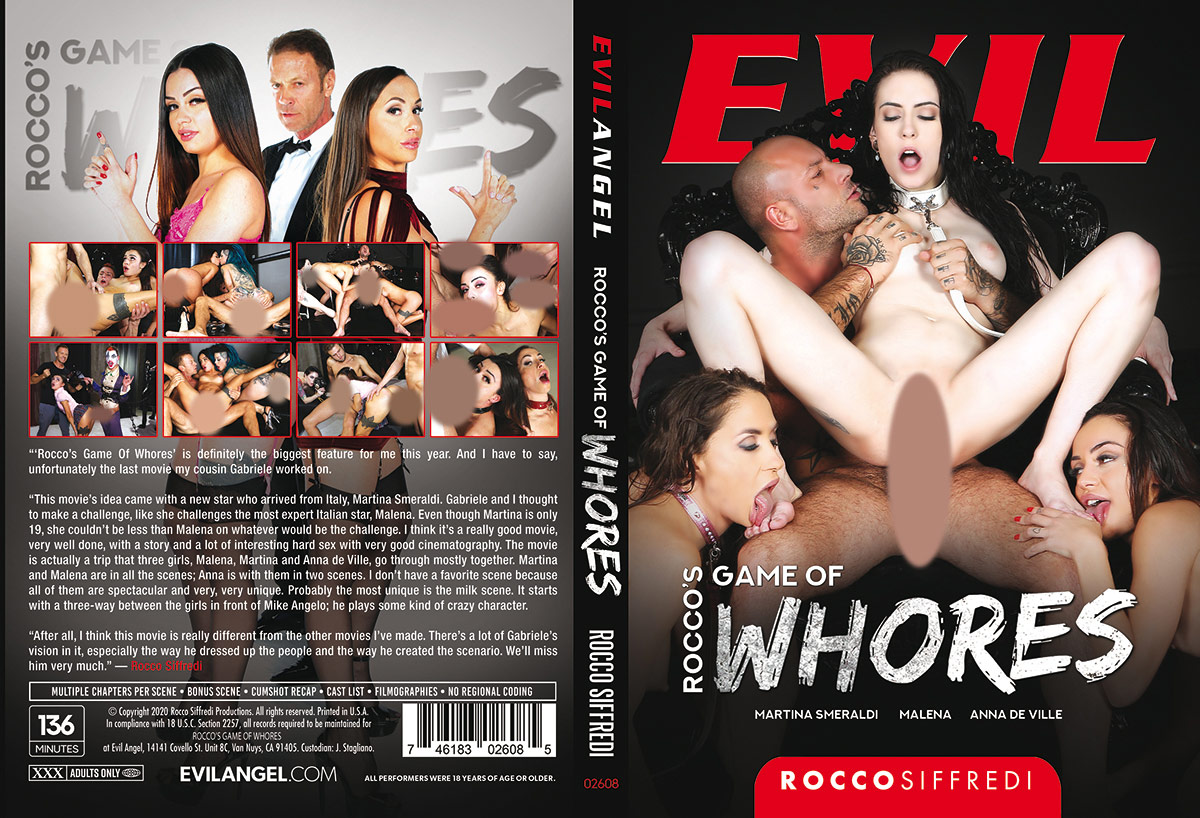Roccos Game Of Whores
