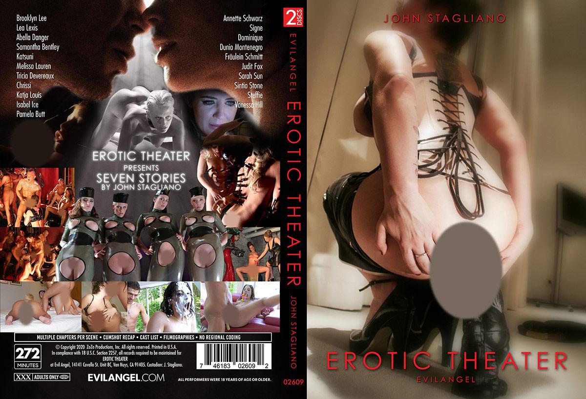 Erotic Theater - 2 Disc Set