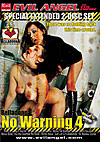 Belladonna: No Warning 4 - Special Extended 2 Disc Set