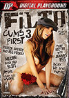 Filth Cums First 3 - 2 Disc Set