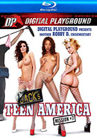 Jack\'s Teen America: Mission 7 - Blu-ray Disc