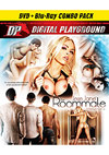 Jesse Jane: The Roommate - DVD + Blu-ray Combo Pack