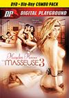 Kayden Kross: The Masseuse 3 - DVD + Blu-ray Combo Pack