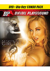 Kayden Kross: Girltalk - DVD + Blu-ray Combo Pack