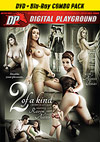 Raven Alexis: 2 Of A Kind - DVD + Blu-ray Combo Pack