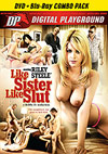 Riley Steele: Like Sister Like Slut - DVD + Blu-ray Combo Pack