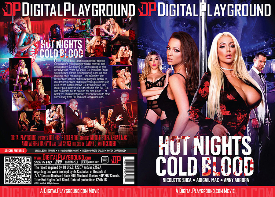 Hot Nights Cold Blood