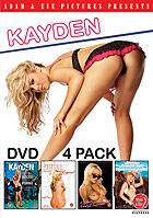 Kayden DVD 4 Pack - 4 Disc Set