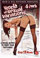 World Of Sexual Variations - 4 Disc Set