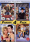Parody 4 Pack - 4 Disc Set