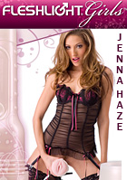 Fleshlight Girls: Jenna Haze