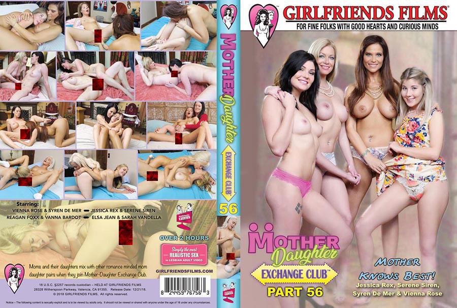 Mother-Daughter Exchange Club 56