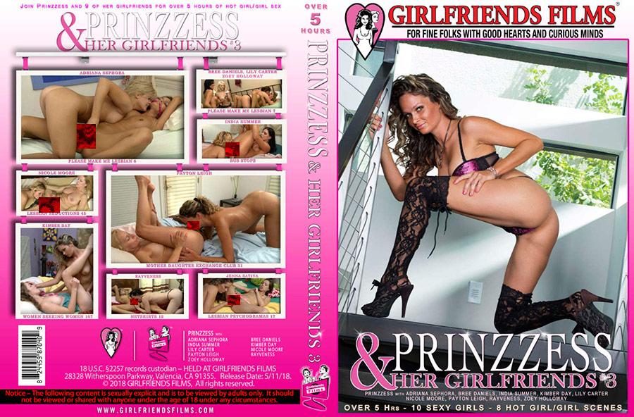Prinzzess & Her Girlfriends 3