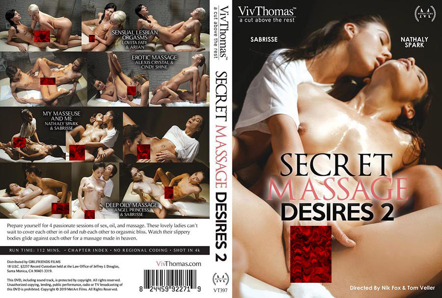 Secret Massage Desires 2