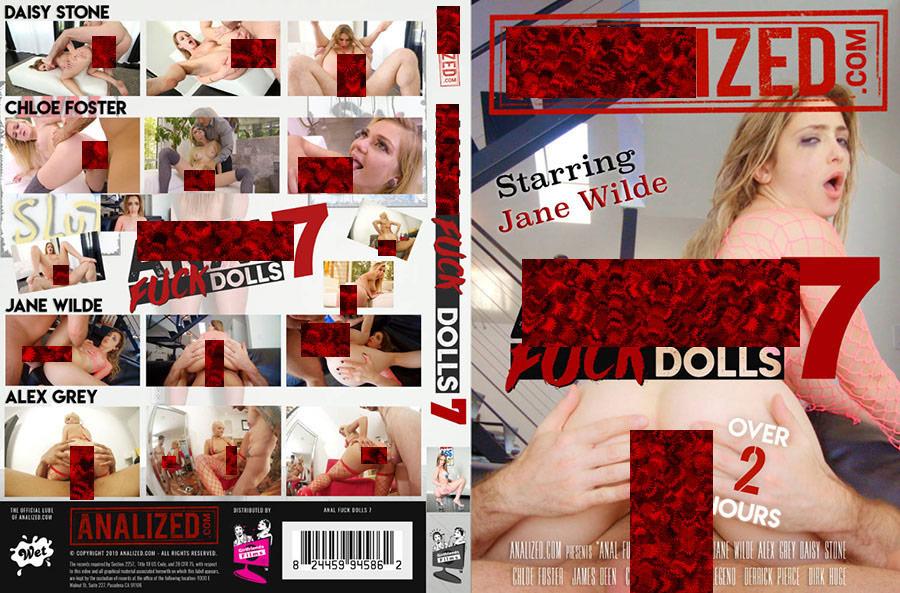 Anal Fuck Dolls 7