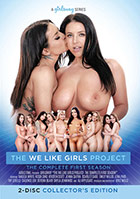 The We Like Girls Project: The Complete First Season - 2 Disc Set