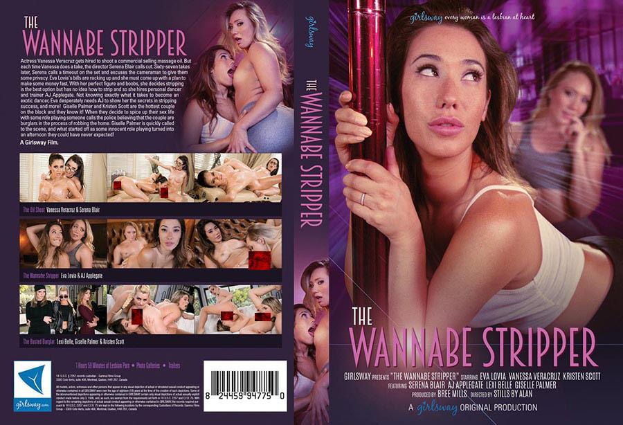 The Wannabe Stripper