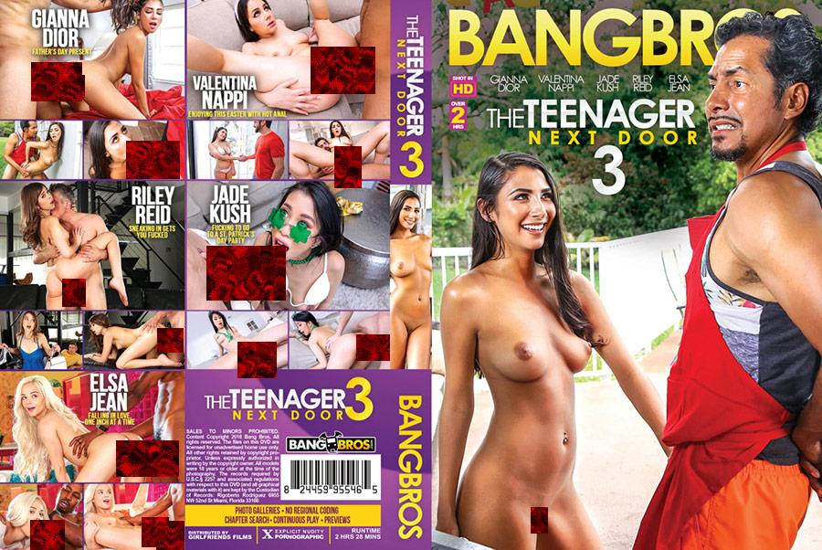 The Teenager Next Door 3