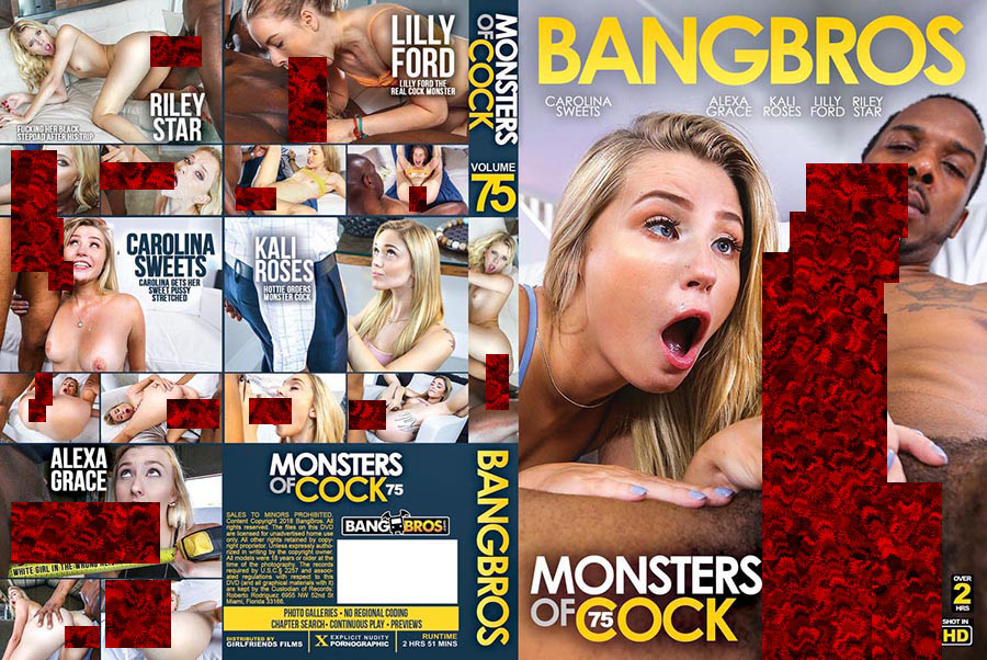 Monsters Of Cock 75