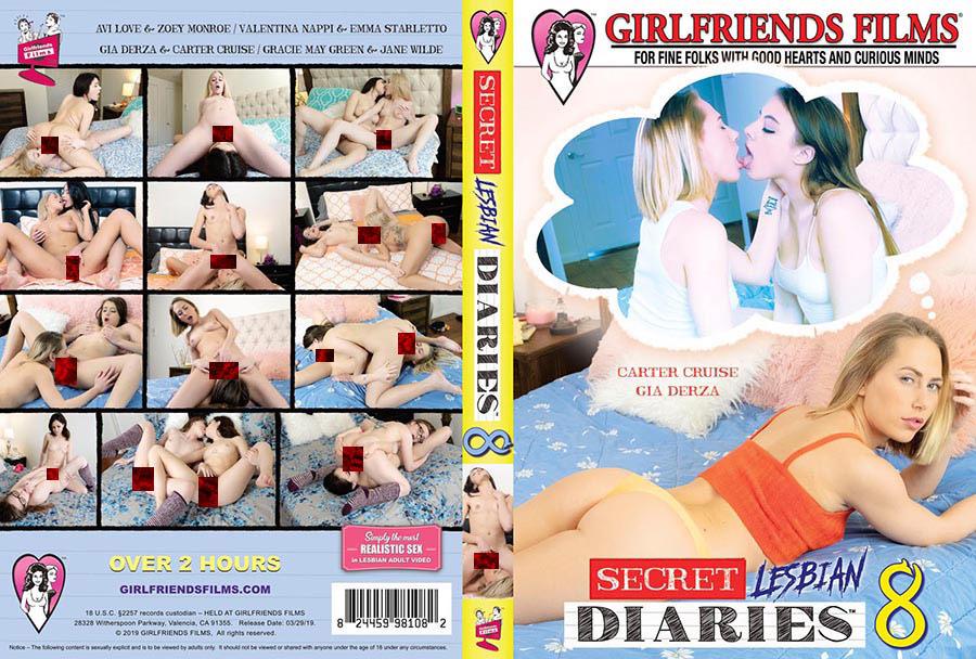 Secret Lesbian Diaries 8