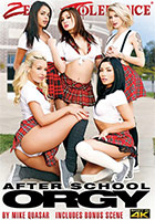 After School Orgy