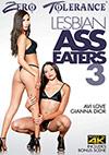 Lesbian Ass Eaters 3