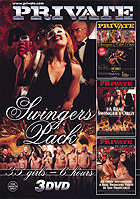 Private - Swingers Pack - 3 Disc Set