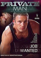 Man - Job Wanted